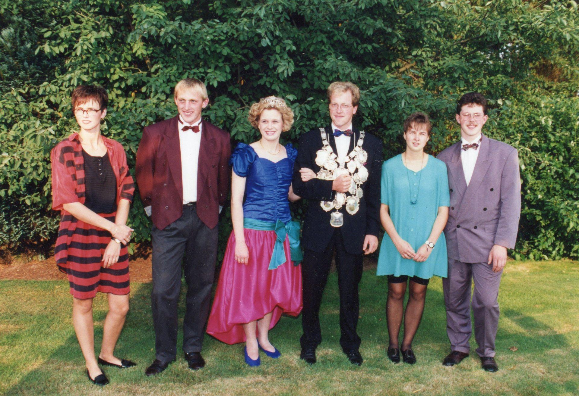 Königspaare 1991 - 2010