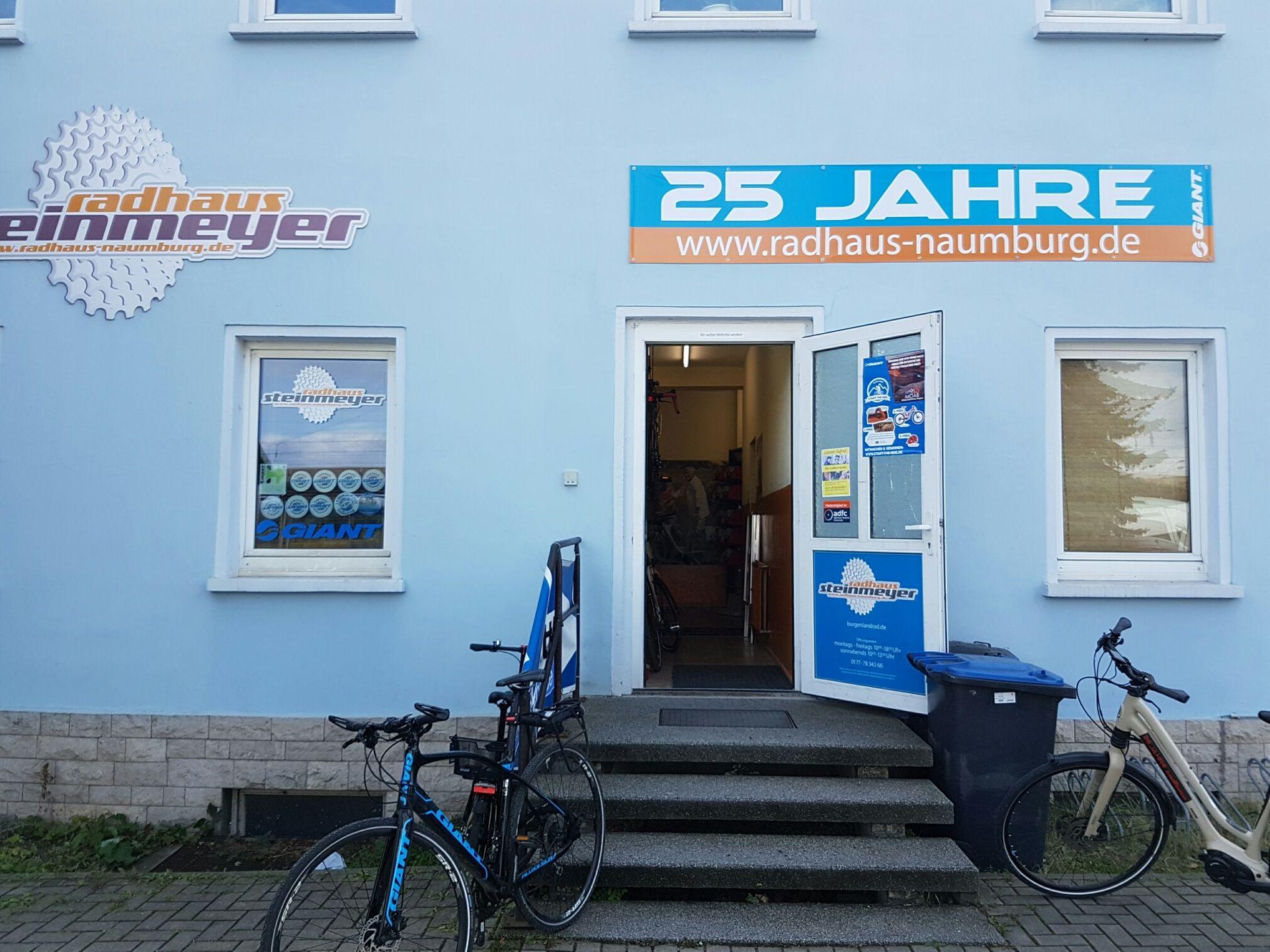 Herzlich Willkommen im Radhaus - Willkommen!