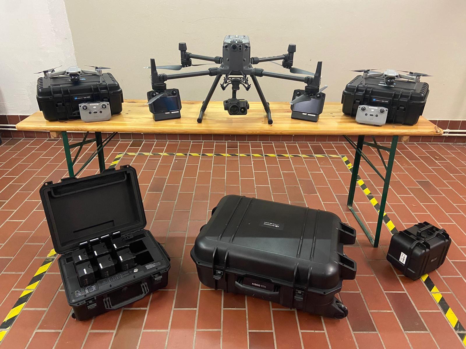 Drohneneinheit Landkreis Wittmund | KFV Wittmund