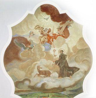St. Ägidius - Schutzpatron unserer Kirche