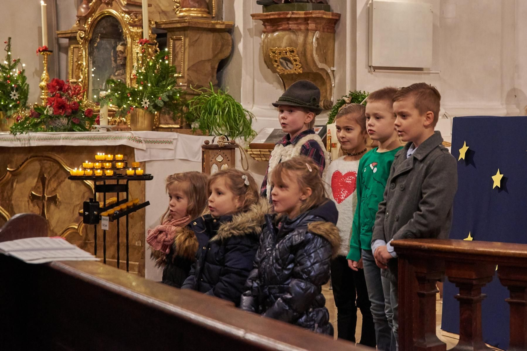 Kinderchor St.Ägidius Ebnath   pfarrei-ebnath