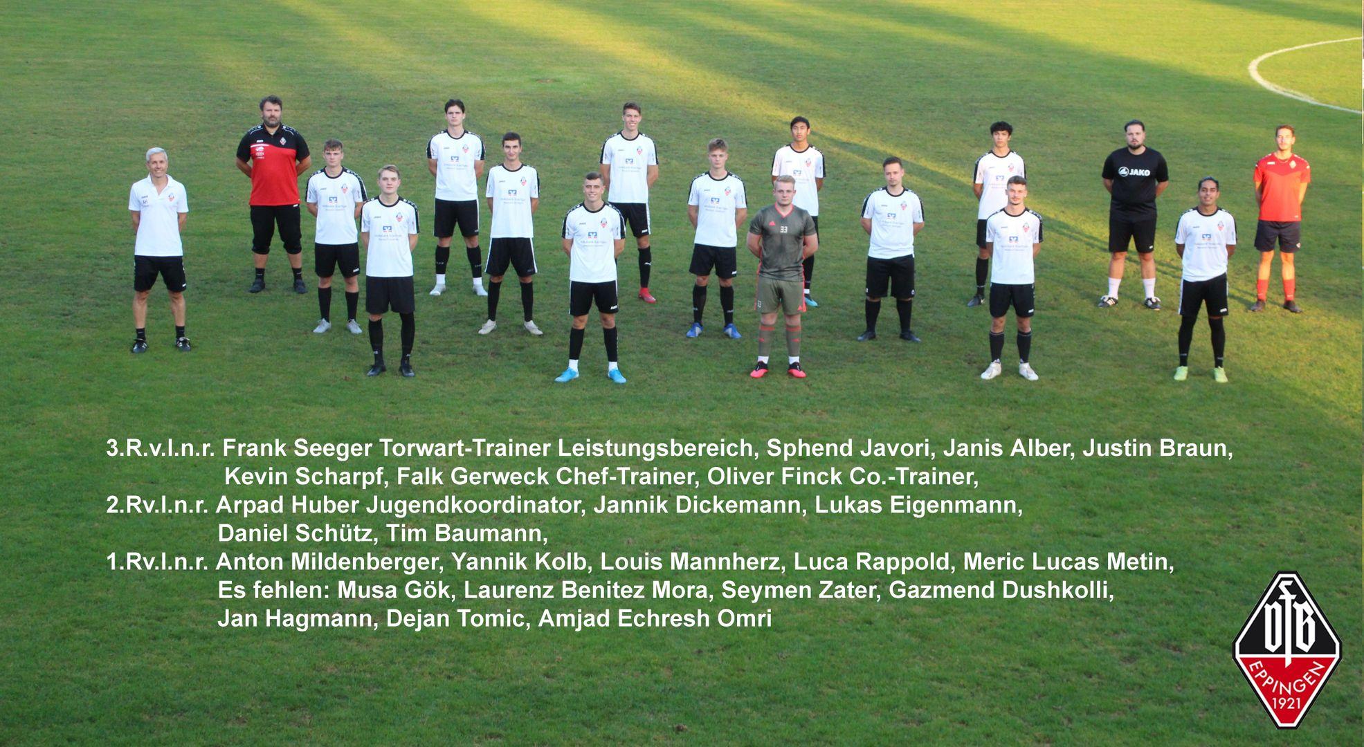 Leistungsbereich - Junioren | VfB Eppingen