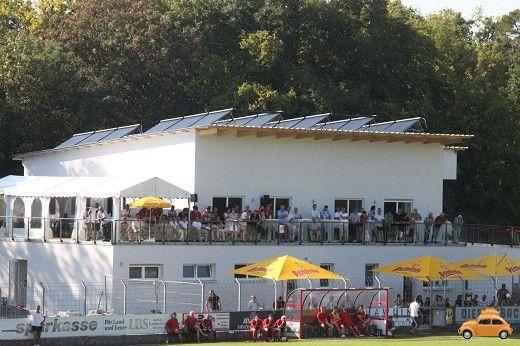 Sportheim - Clubhaus | VfB Eppingen