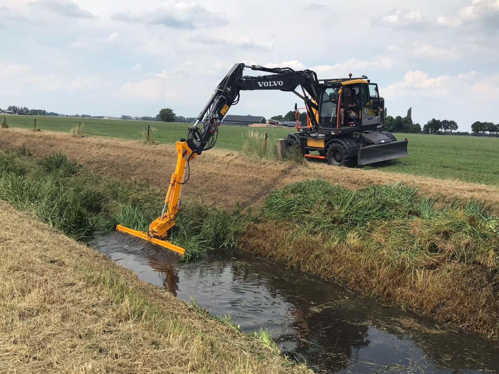 Gewässerunterhaltung