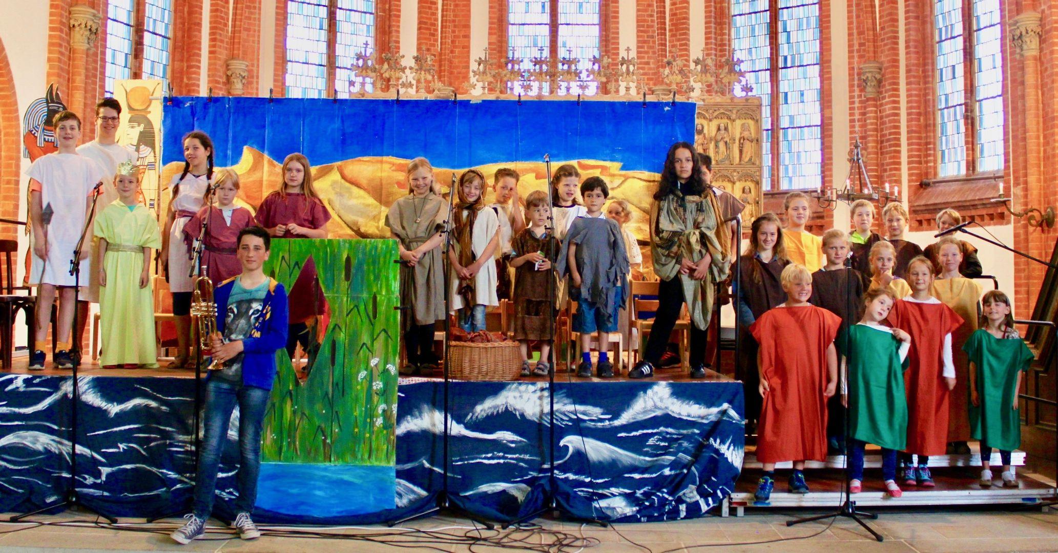 Singmäuse - Kinder & Jugend