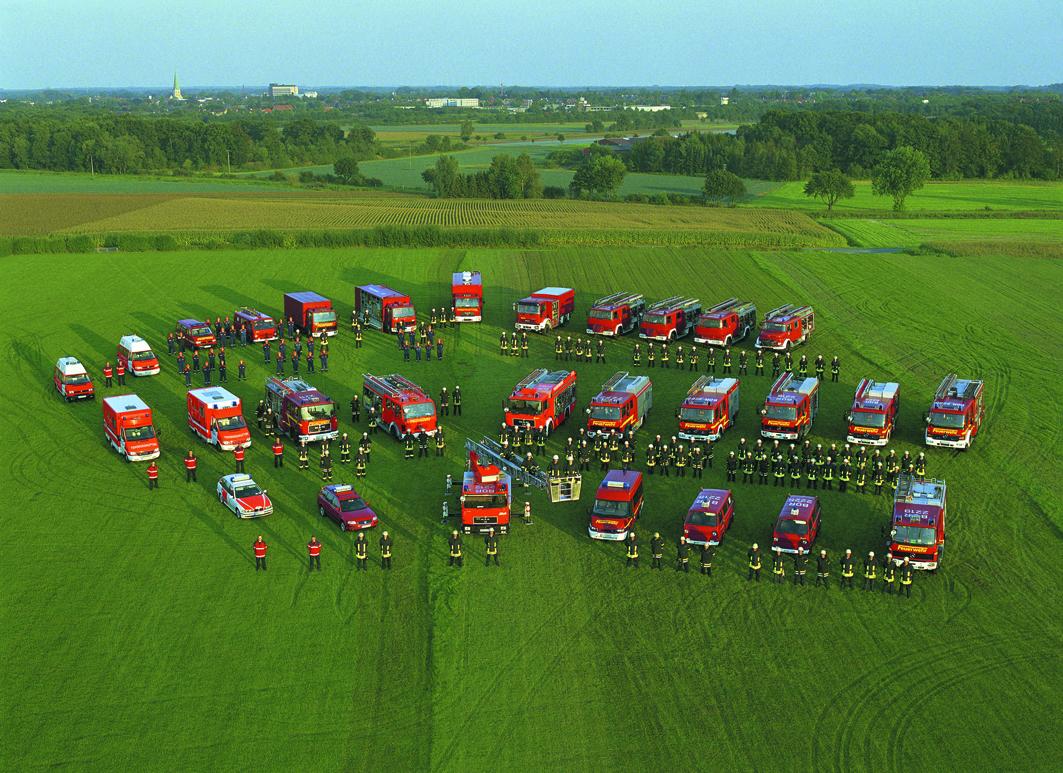Ehrenabteilung | Feuerwehr Borken