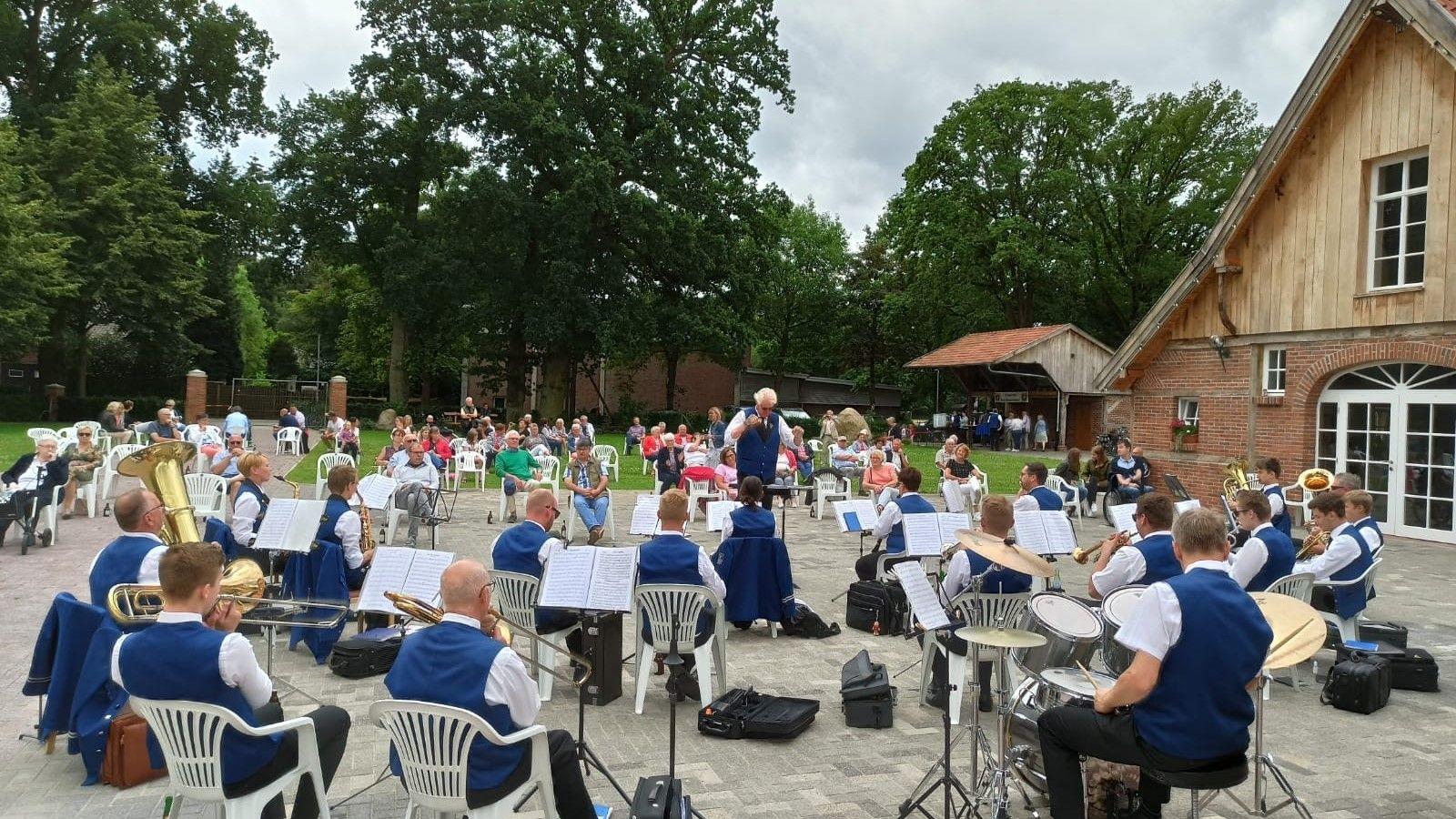 Frühschoppen-Konzertreihe im Sommer