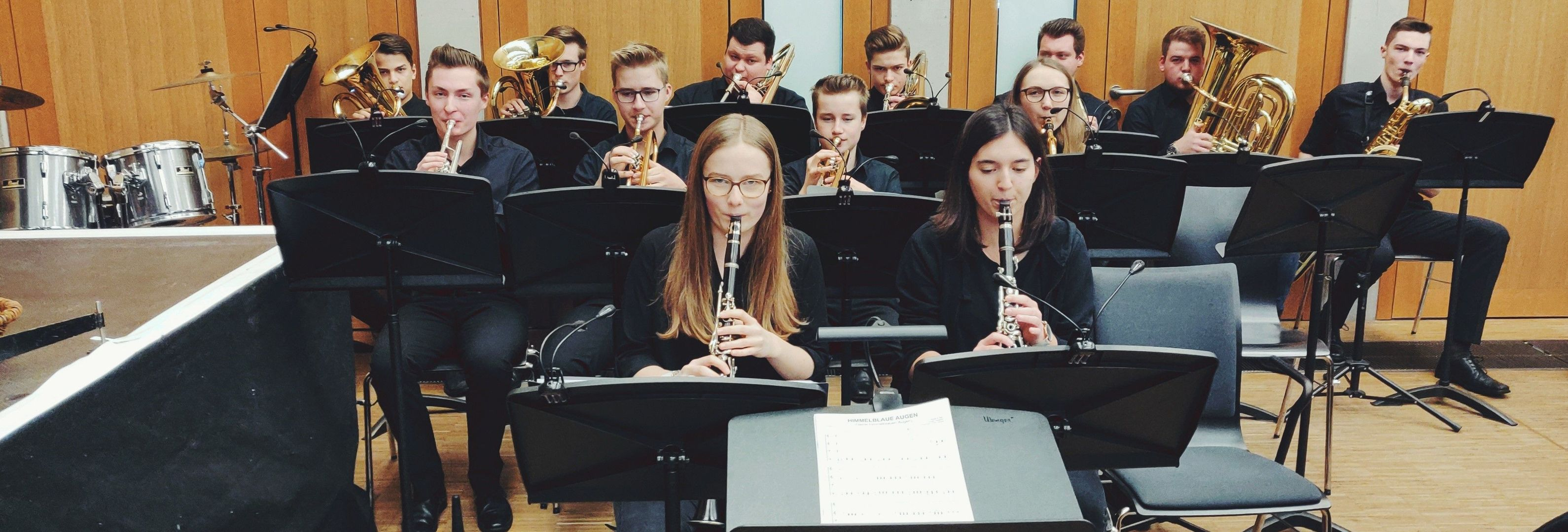 Jugendorchester | Musikkapelle Burlo e.V.