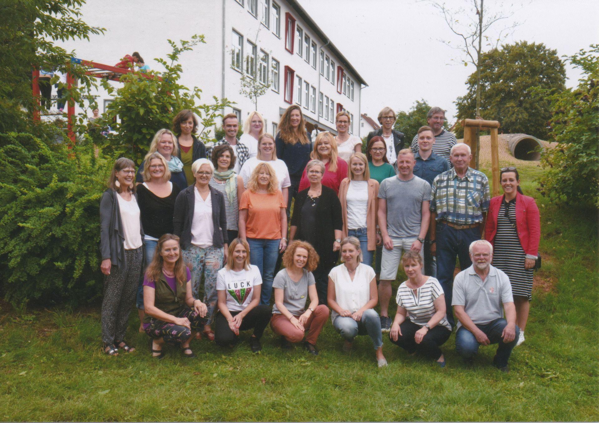 Kollegium | Ernst-von-Harnack-Schule