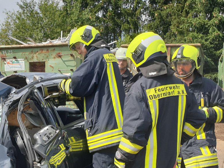 Ausbildungsstützpunkt | Feuerwehr Oberndorf