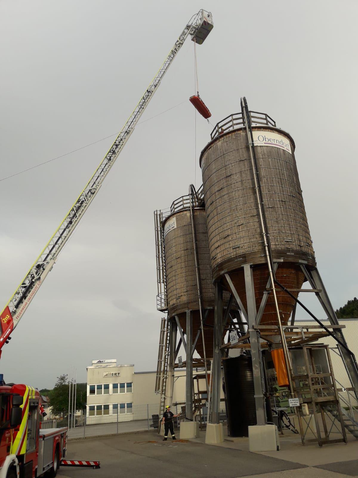 ERHT | Feuerwehr Oberndorf