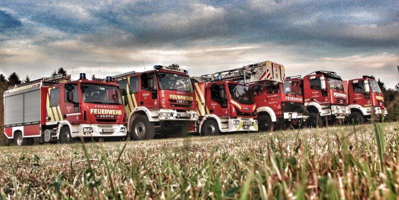 Fahrzeugflotte - Fahrzeuge | Feuerwehr Oberndorf