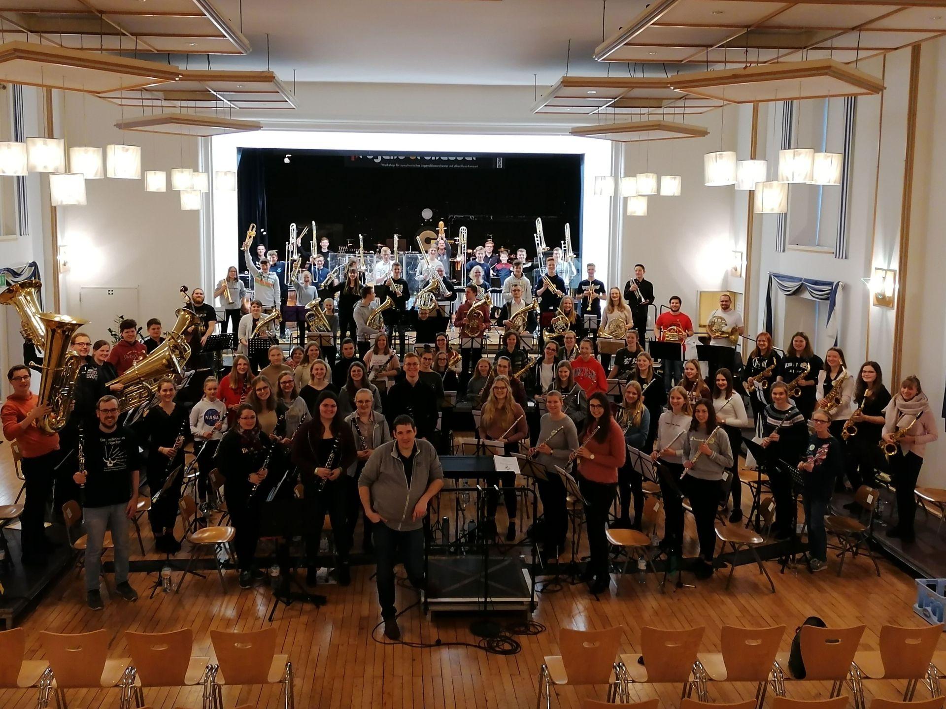 Das Projekt-Orchester - Projektorchester