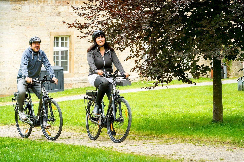 Mit dem E-Bike rund um Gehrden - E-Bike Touren