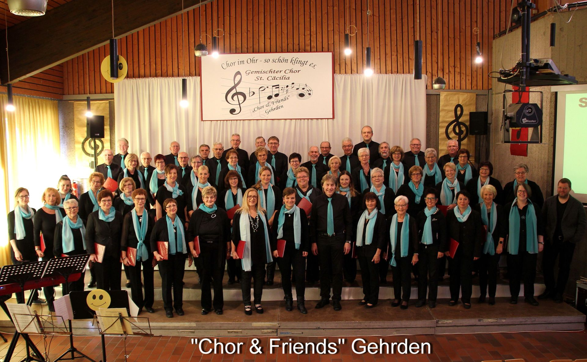 """Gem. Chor St. Cäcilia""""Chor & Friends"""" Gehrden"""