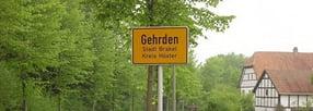 Anmelden | Brakel-Gehrden
