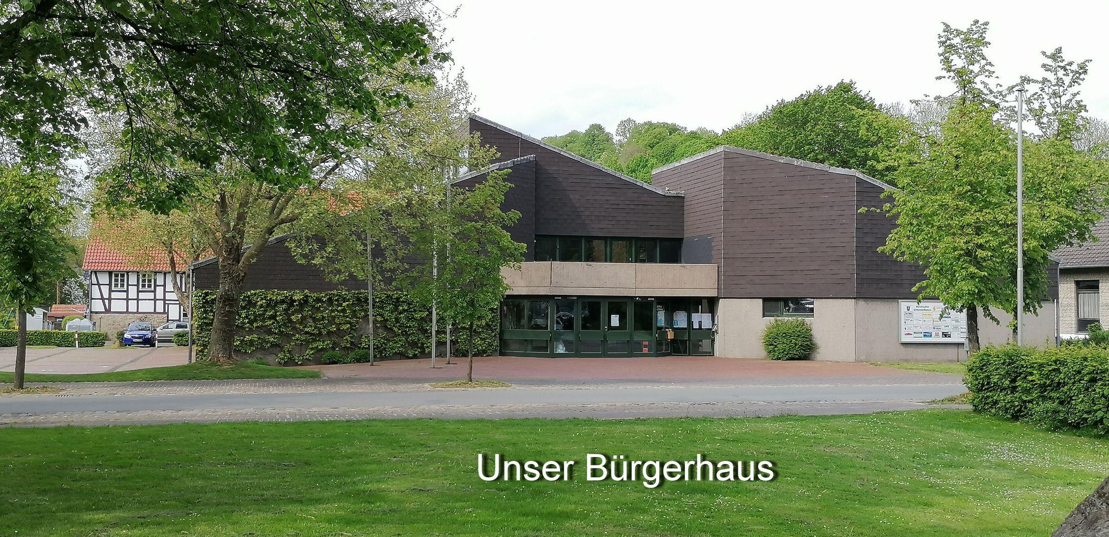 Bürgerhaus Gehrden   Brakel-Gehrden
