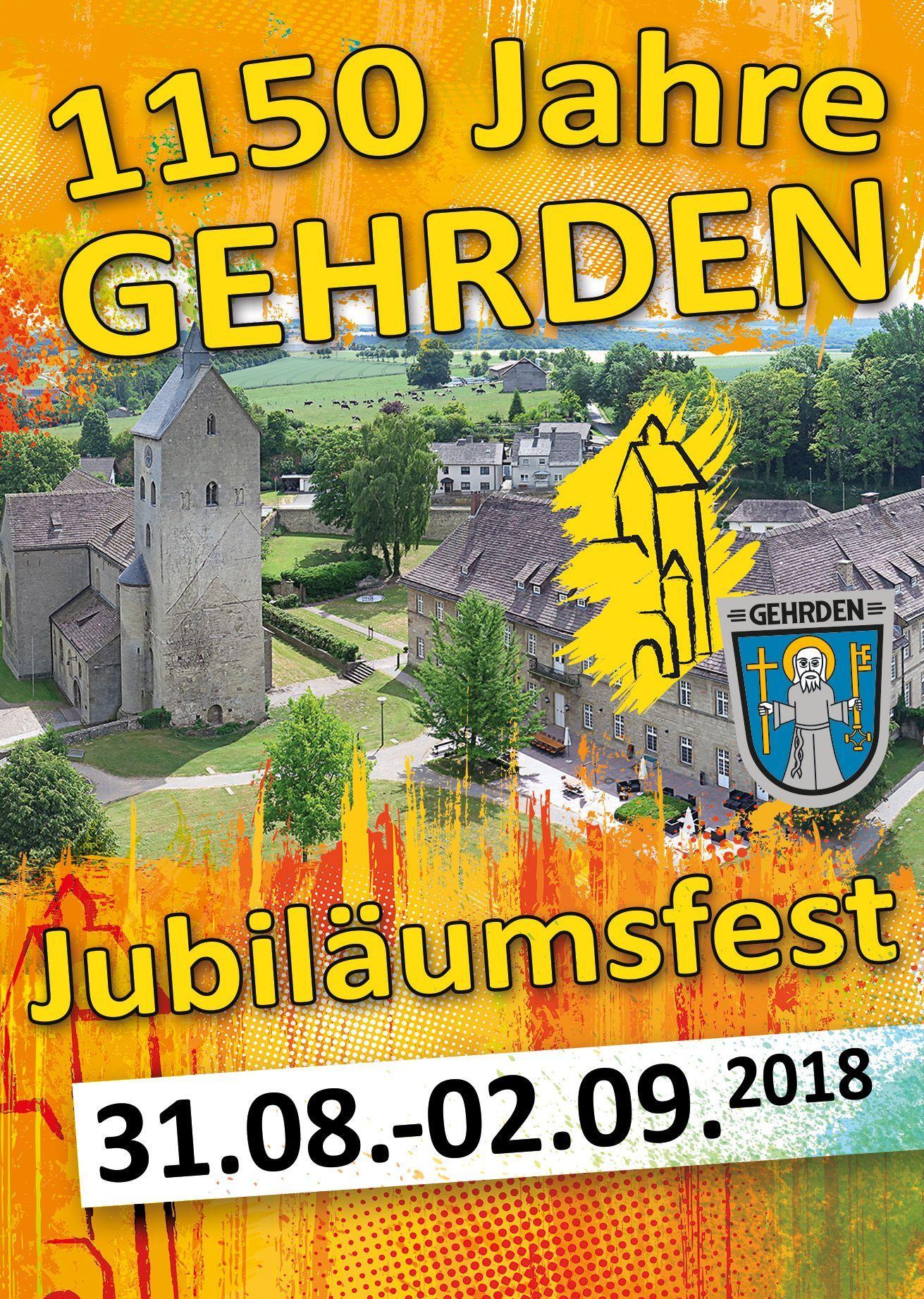 1150-Jahr-Feier 2018 | Brakel-Gehrden