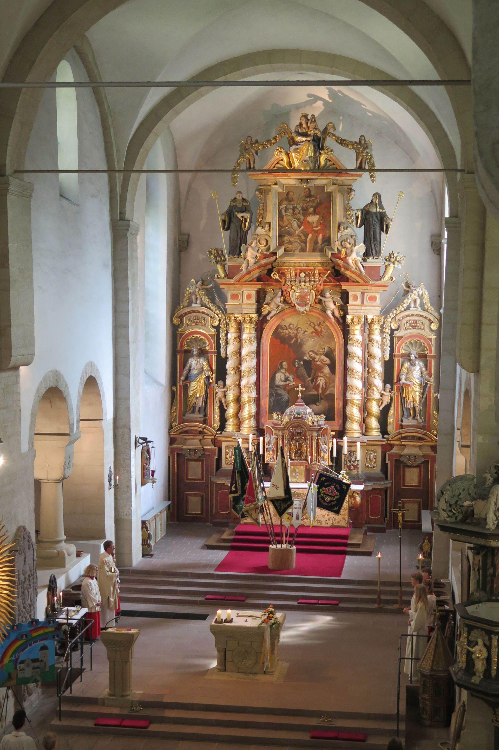 "Pfarrgemeinde""St. Peter & Paul"" Gehrden -"