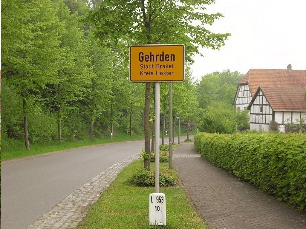Wanderungen   Brakel-Gehrden