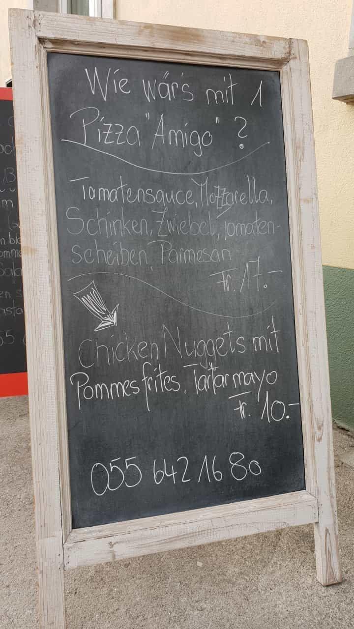Take away Servicemitwochs - sonntags11.00 bis 13.