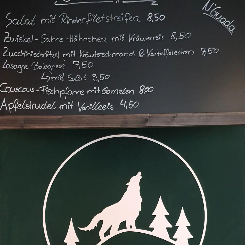 Herzlich Willkommen im Wolfsbergstüble