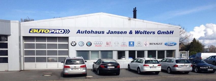 Autohaus Jansen & Wolters GmbH - Home!