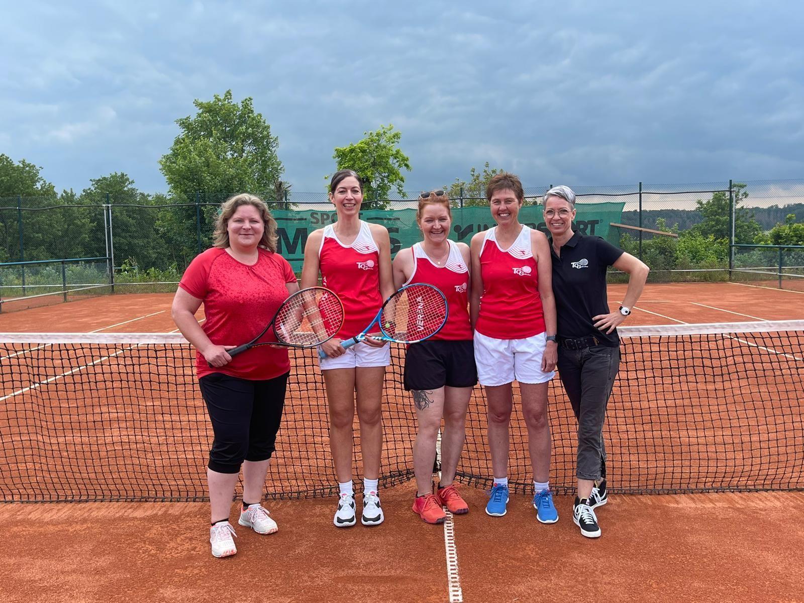 Damen 40 (4er) Kreisliga | Tennisclub Gehrden
