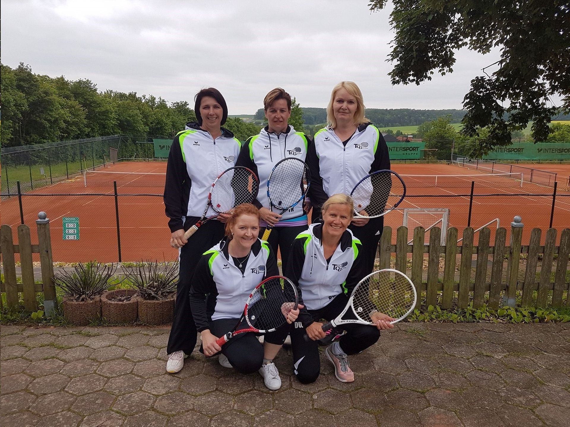 Damen 40 I Winter (Bezirksliga)   Tennisclub