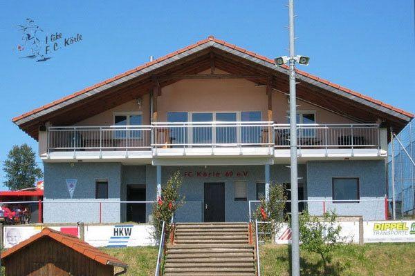 Unser Clubhaus 69 | fckoerle