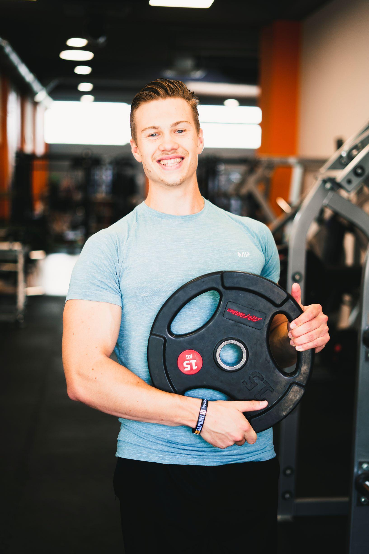Raphael Reithmayer - Fitnesscoach - Reithmayer
