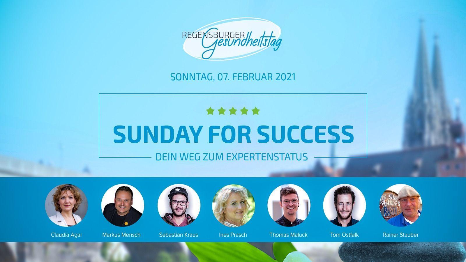 Ticket für Sunday for Succes