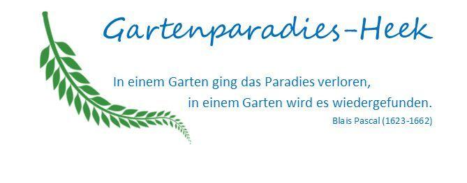 Willkommen! | Gartenparadies-Heek Christian