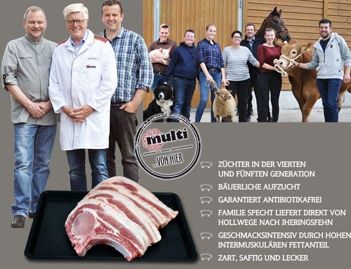 Das Ammerländer Edelschwein | multi-Markt