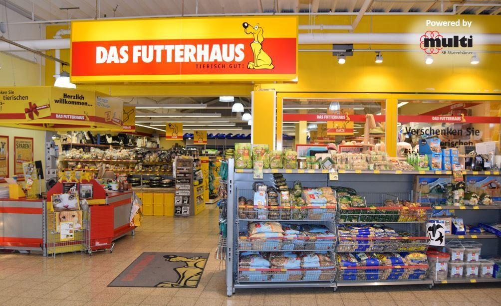 DAS FUTTERHAUS im multi NORD - Futterhaus