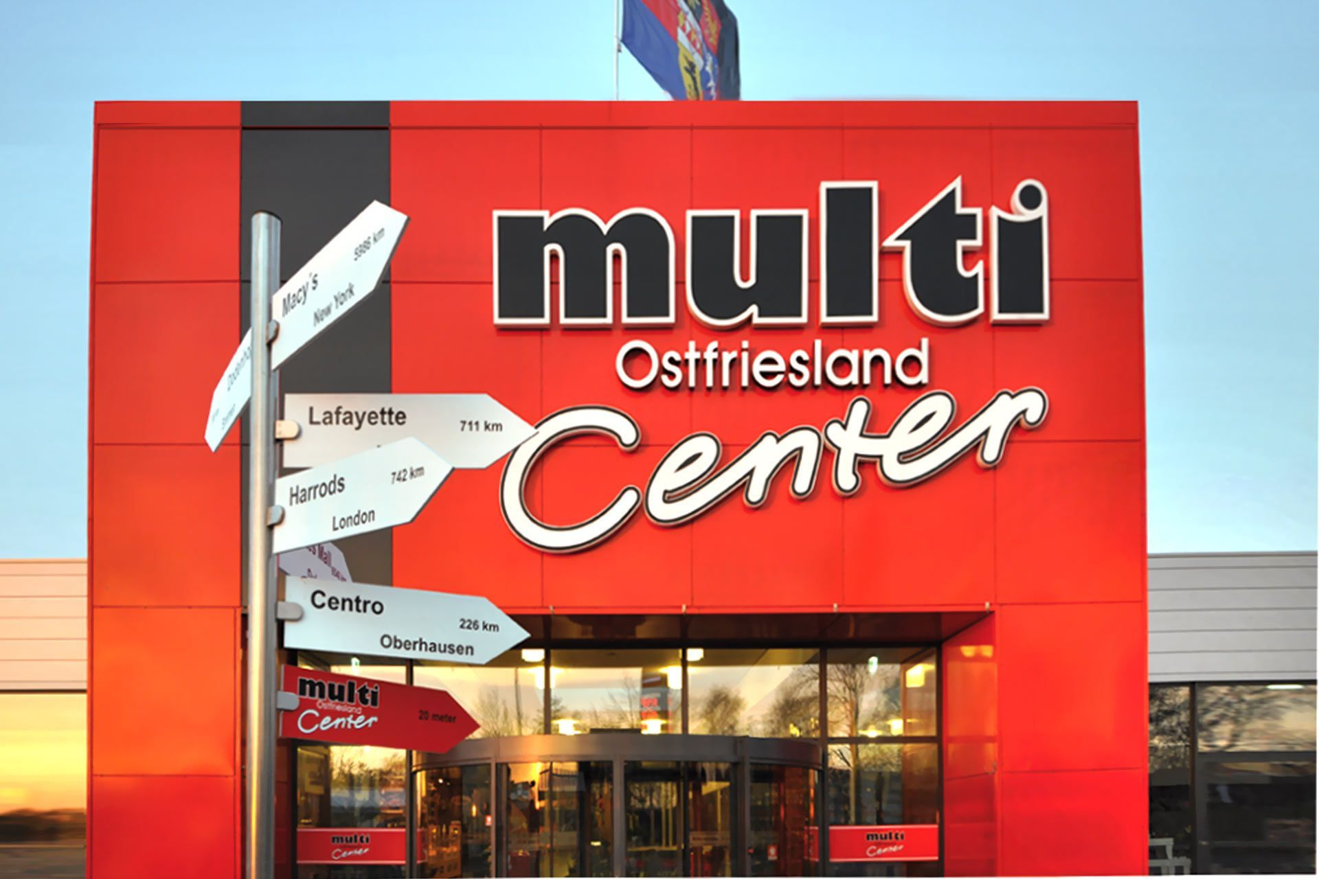 multi SÜDmulti Ostfriesland Center - multi Süd