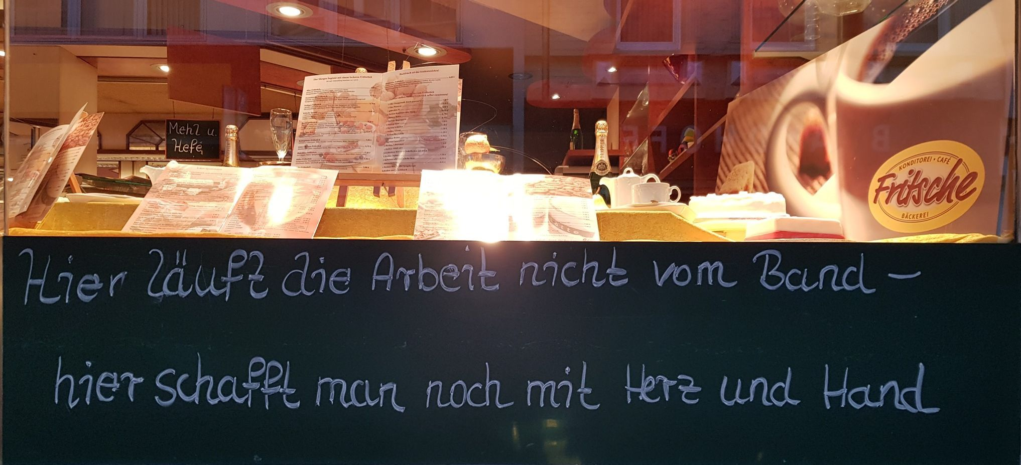 Café | Konditorei Fritsche
