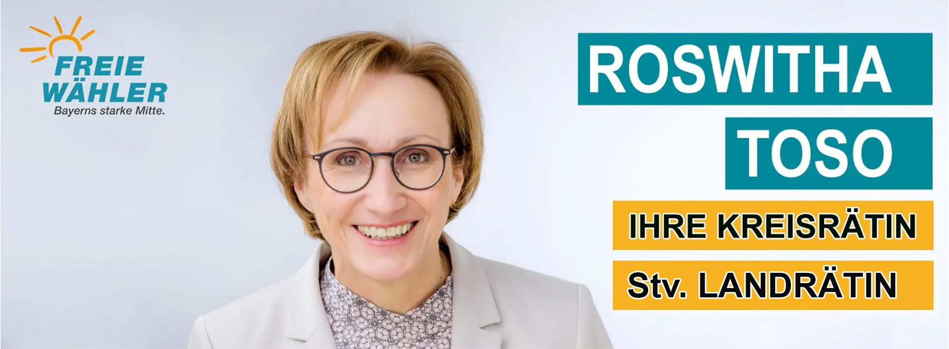 Roswitha Toso - Willkommen!   Roswitha Toso