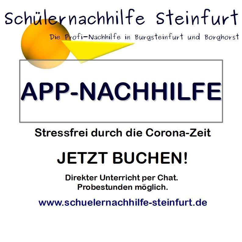 Nachhilfe per App - schul.cloud