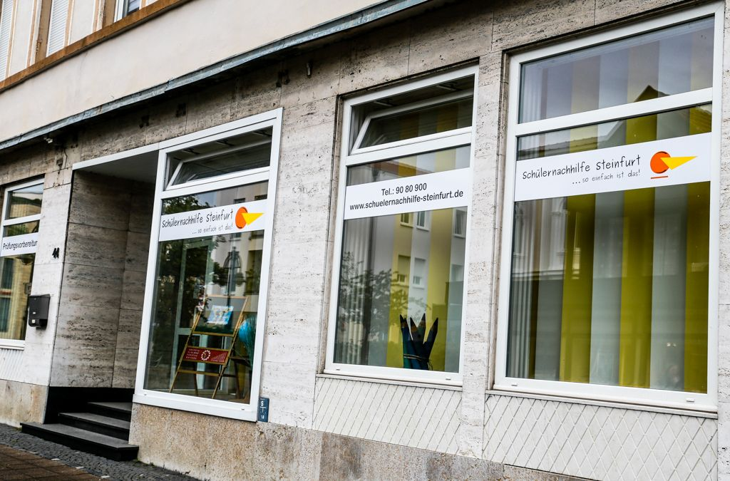 Impressum | Schülernachhilfe Steinfurt