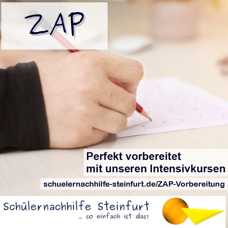 PrüfungsvorbereitungZentrale Abschlussprüfung -