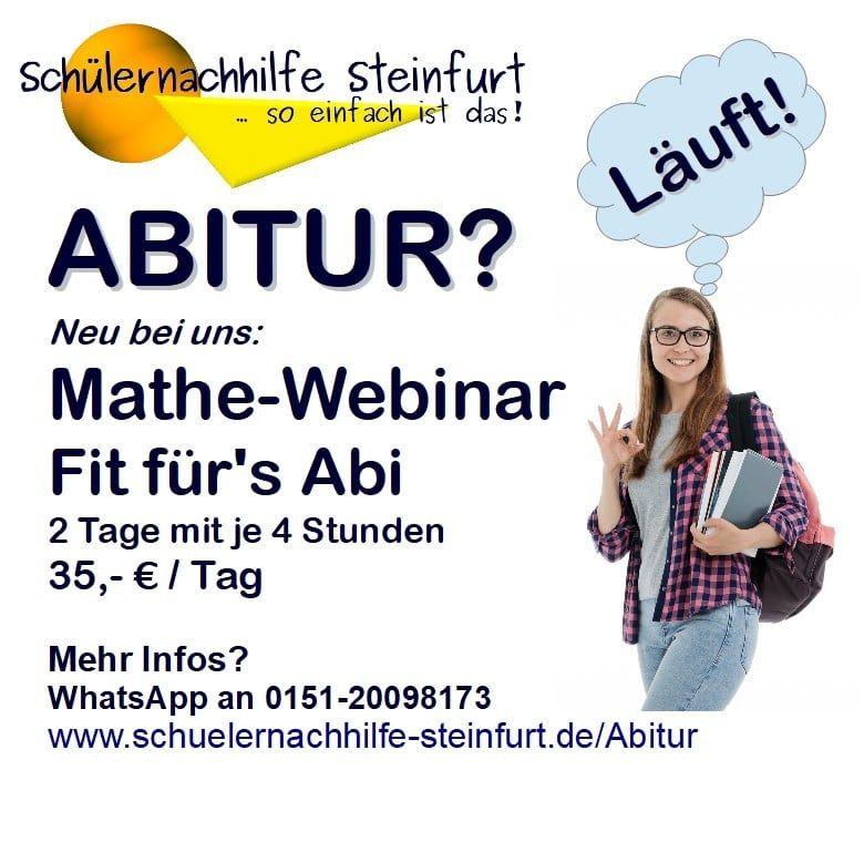 Aktuelle Neuigkeiten | Schülernachhilfe Steinfurt
