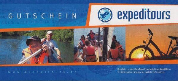 Gutscheine | expeditours