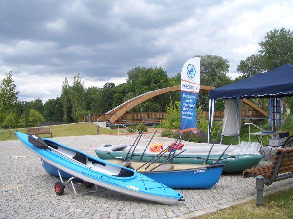 Neiße - Bootsvermietung   expeditours