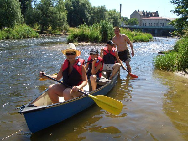 Outdoorspiele | expeditours