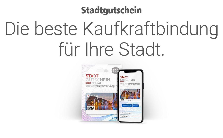 Stadtgutschein   Tobit.Software
