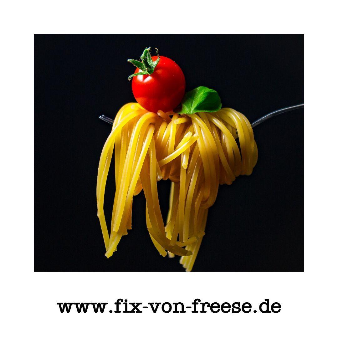 fix und lecker von Freese´s - fix von freese
