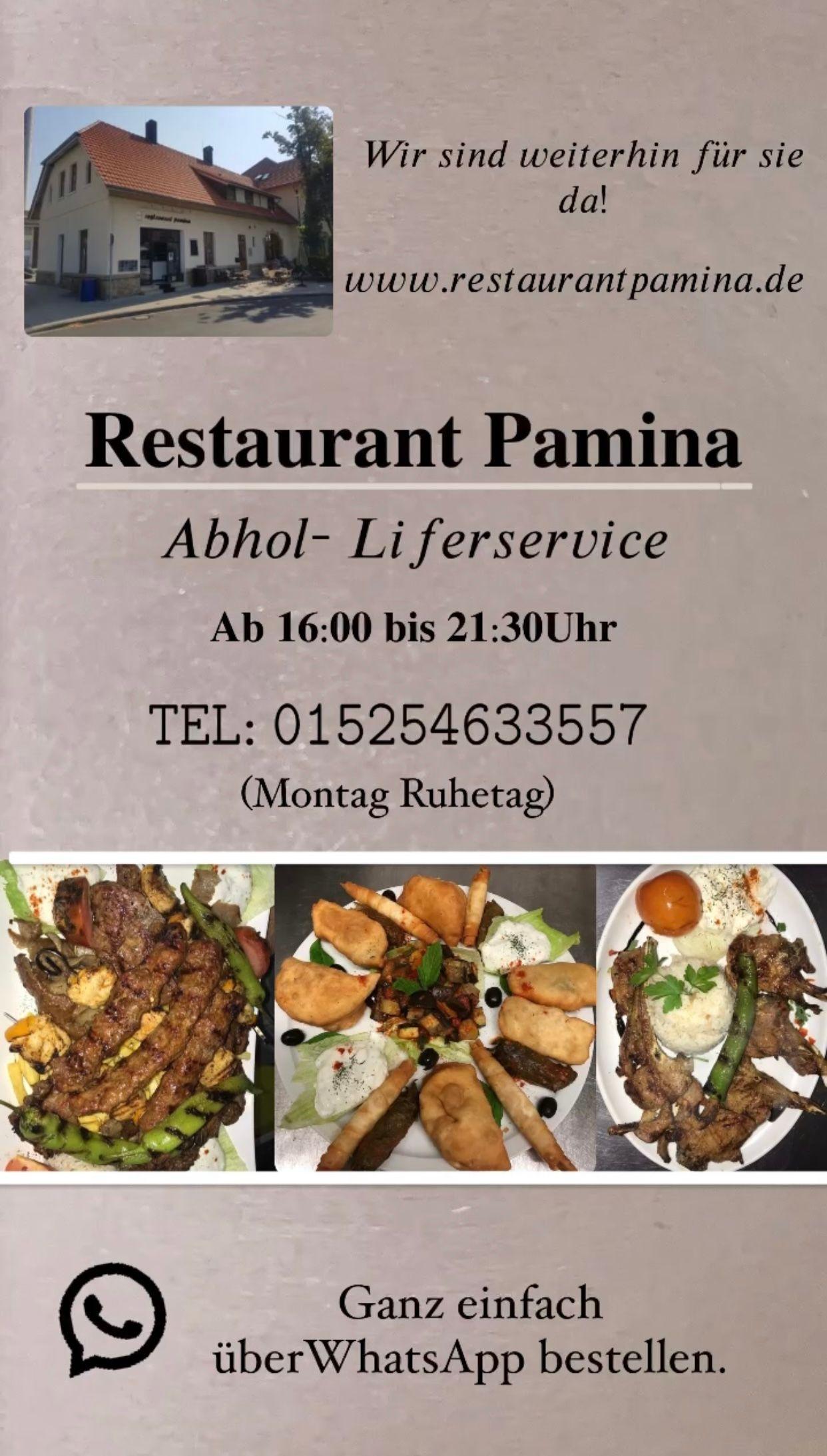 Restaurant Pamina in Bildern