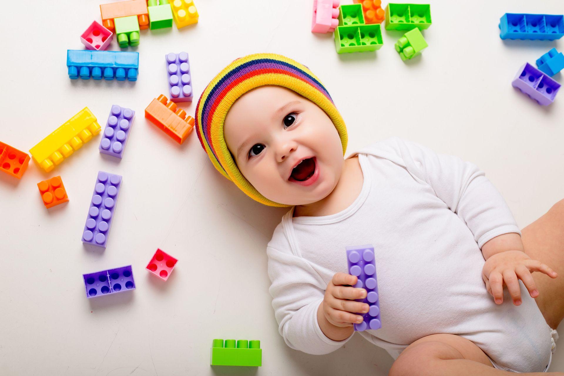 Kleinkindzeit - Die Welt entdecken