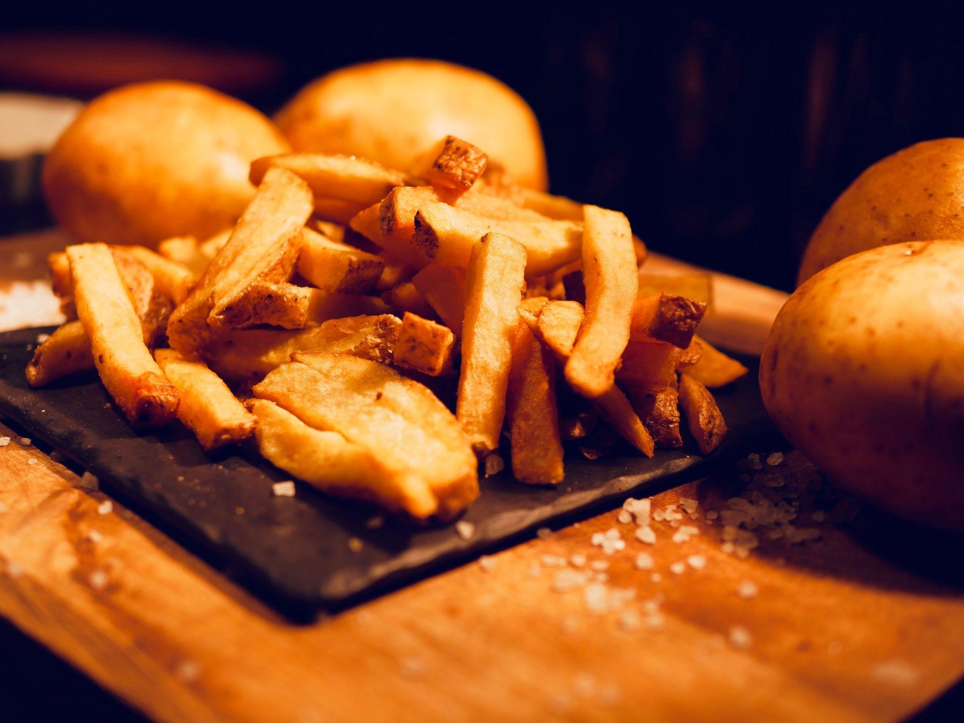 Bestellen in der Burgerbude by Enchilada!
